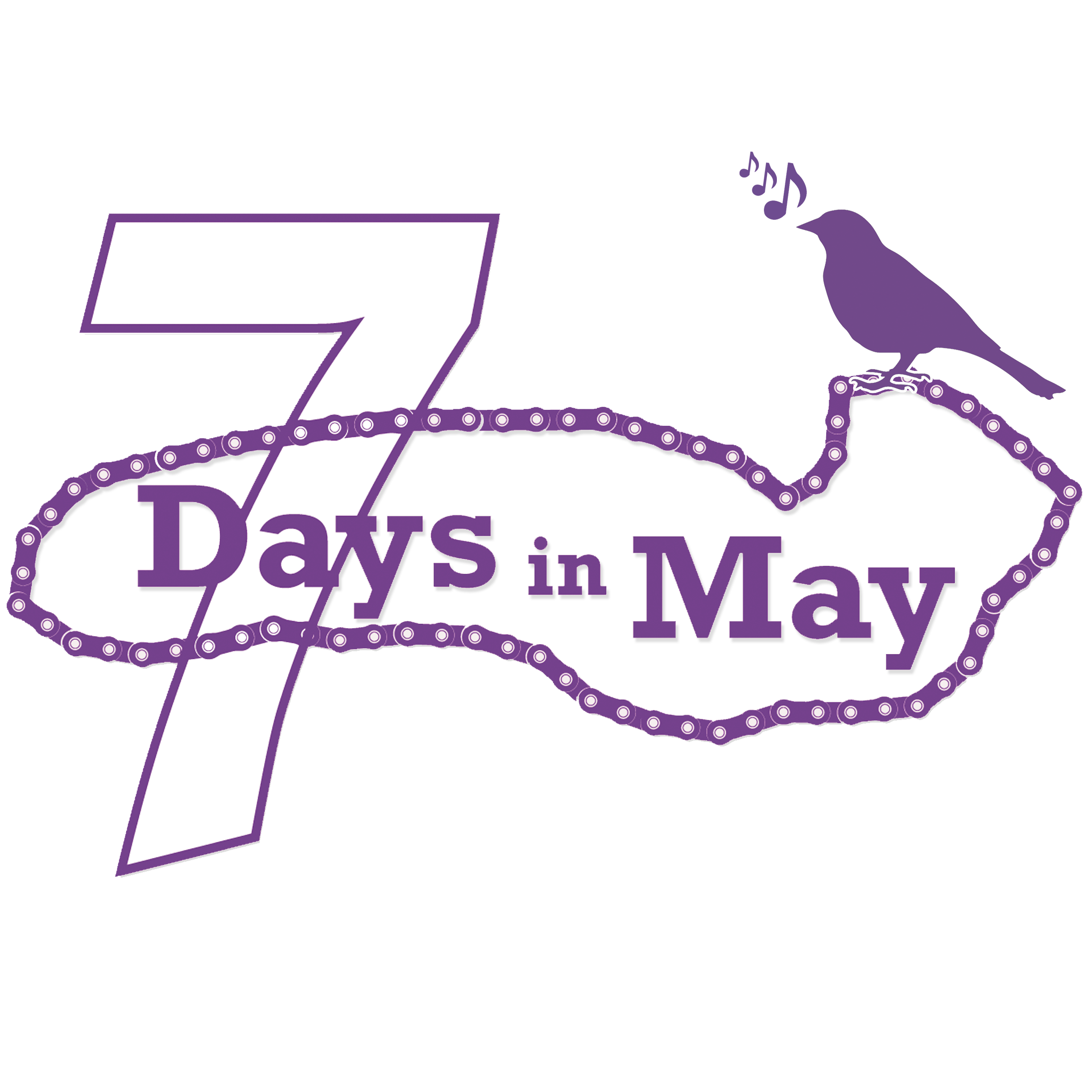 7 Days in May Logo